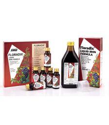 Floradix, 250 ml syrup