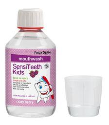 FREZYDERM sensitive kids mouthwash 250ml