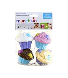 MUNCHKIN CUP CAKE SQUIRTS
