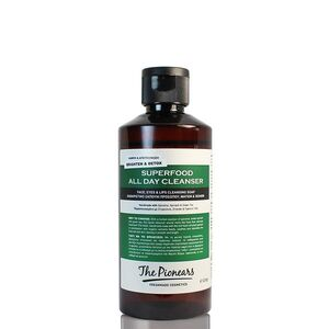 THE PIONEARS SUPERFOOD ALL DAY CLEANSER